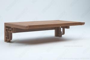 Mẫu bàn thờ treo BTT 09 đơn giản gọn đẹp cho chung cư