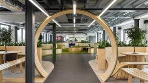 20 Ý tưởng thiết kế văn phòng nhỏ độc - lạ