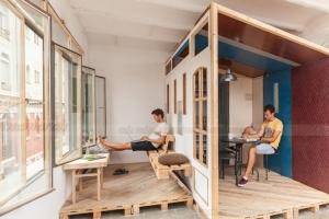 Lợi ích việc thuê một văn phòng riêng tư trong không gian làm việc  chung coworking space