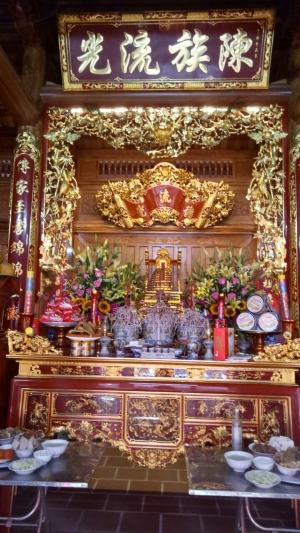 Tìm hiểu về nhà thờ họ Nguyễn Đăng nổi tiếng ở Thừa Thiên Huế