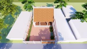 Thiết kế nhà thờ họ hợp phong thủy cần chú ý điều gì ?